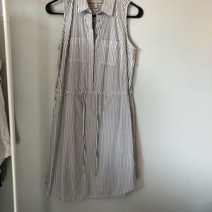Banana Republic collared dress